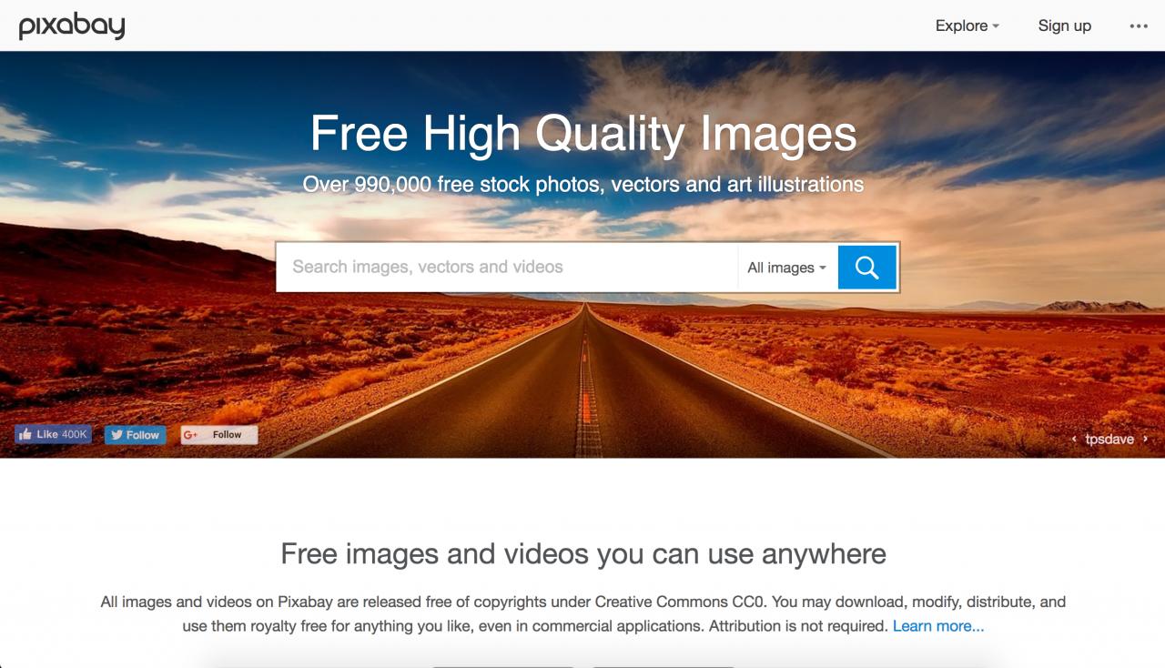 Website Image of Pixabay