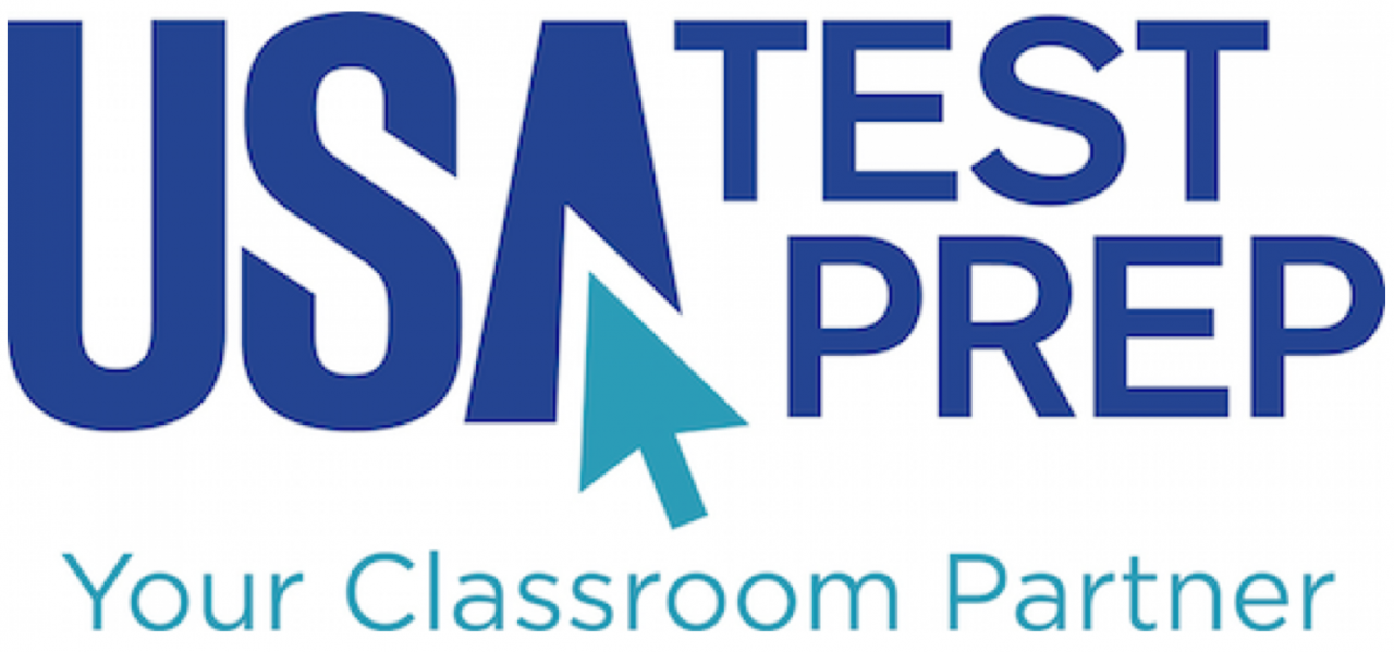 Logo of USA Test Prep