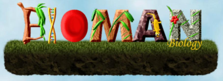 logo for bioman