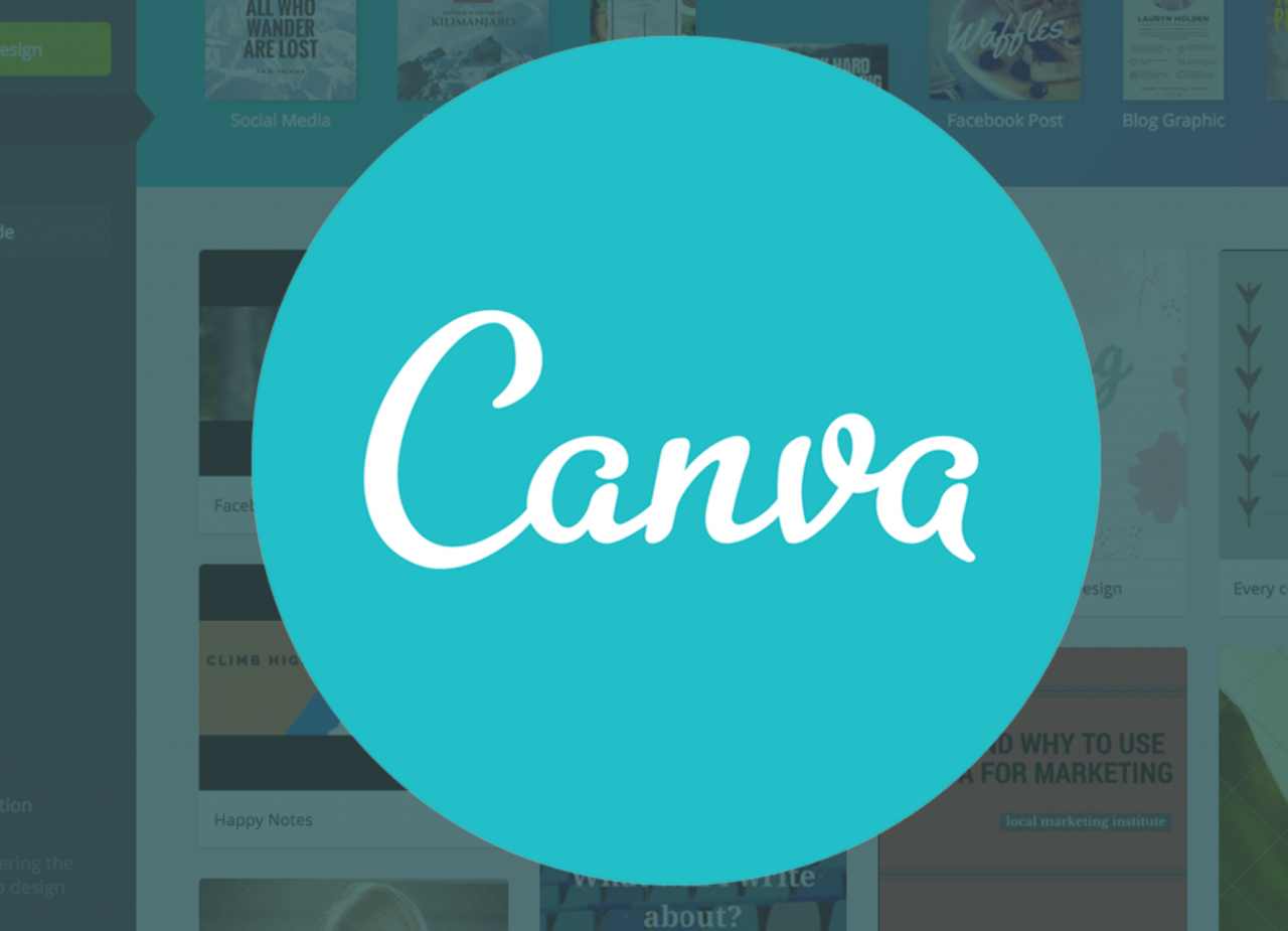Logo for Canva