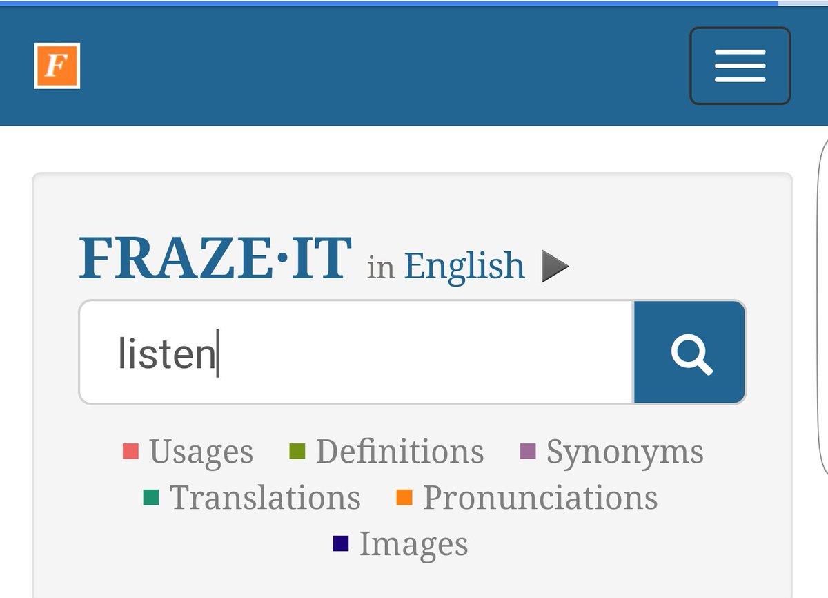 fraze it