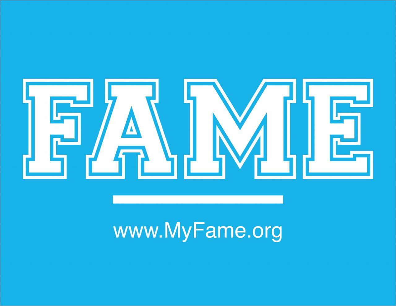 Logo for FAME