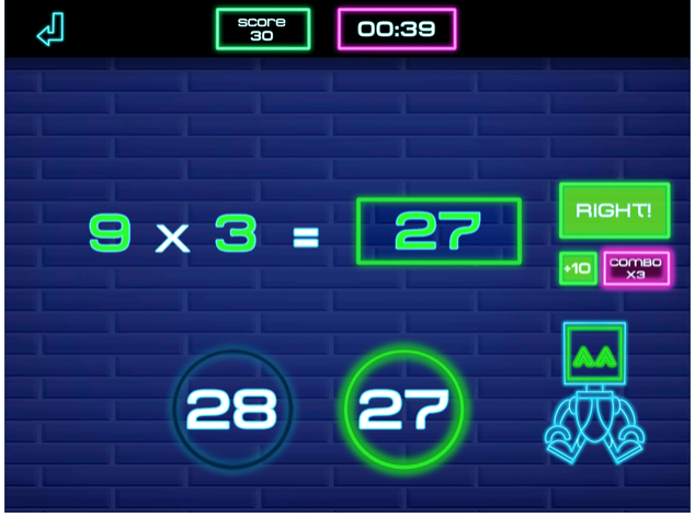 Math-E screenshot