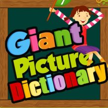 Giant Picture Dictionary